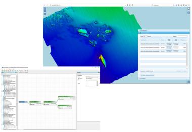 海洋/特機CARIS Onboard 海洋測量・調査データオンライン自動処理ソフトウェア