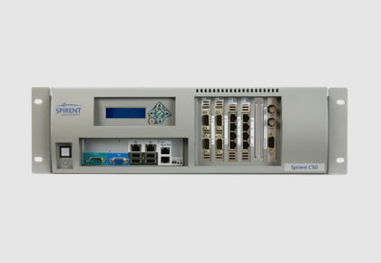 Spirent Automotive C1/C50