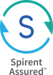 Spirent Assured logo