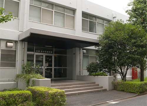 Keio-TOYO Nano Imaging Center