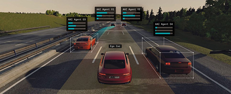 AAI Intelligent Traffic Simulation